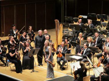 2015 - UK, Sheffield Hallé Orchestra, Markus Stenz