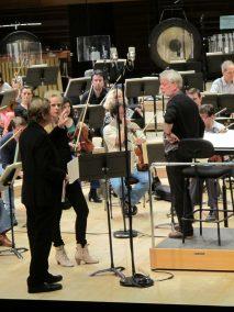 2016 - France, ParisOrchestre Philharmonique de Radio FranceJukka-Pekka Saraste and Magnus Lindberg