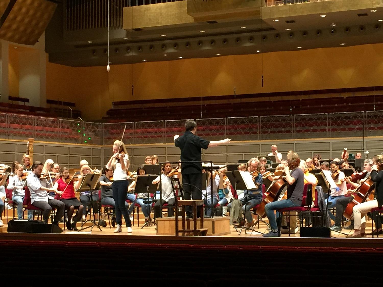 2016 - Sweden, Stockholm Royal Stockholm Philharmonic, James Feddeck