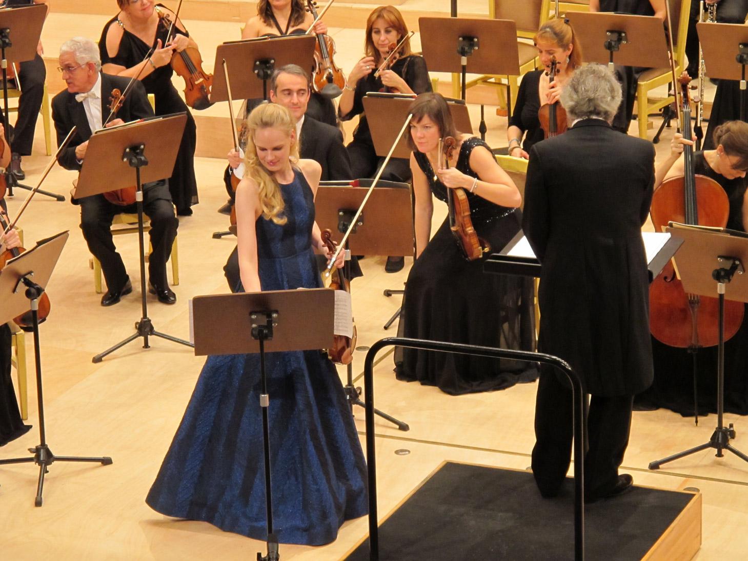 2014 - Spain, Madrid Orquesta Sinfónica de RTVE, Carlos Kalmar