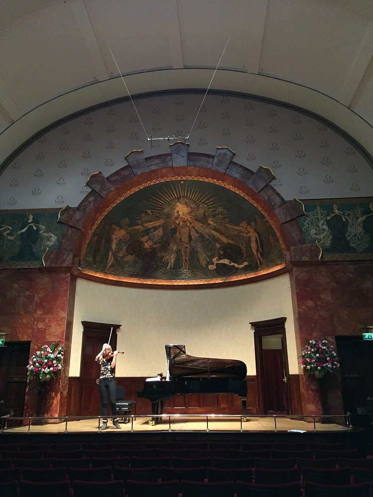 2017 - UK , London Wigmore Hall