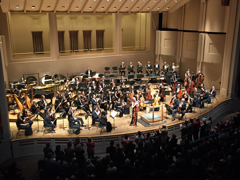2017 - US, Portland Oregon Symphony, Jun Märkl