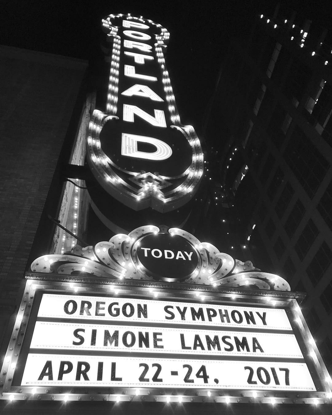 2017 - US, Portland Oregon Symphony
