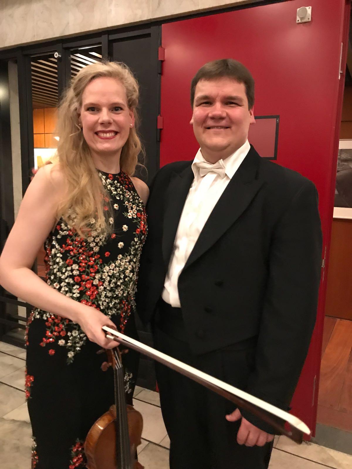 2018 - Norway, Oslo Oslo Philharmonic, Andris Poga