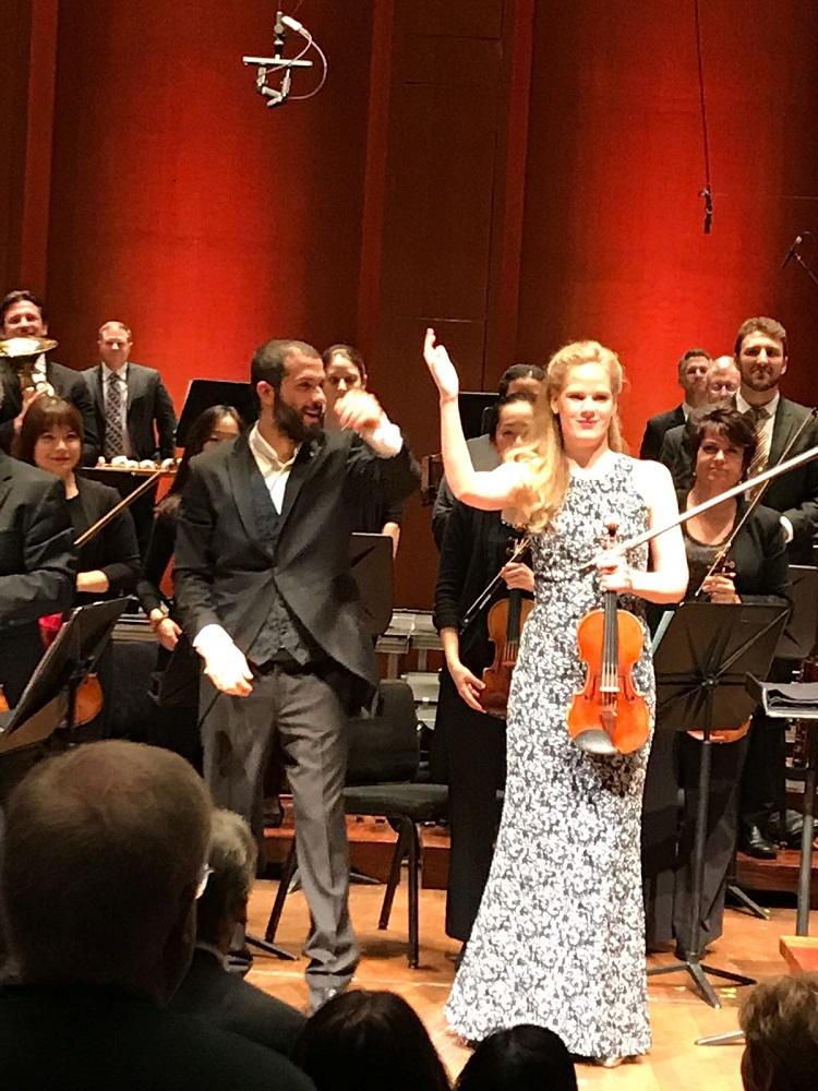 2018 - US, Houston Houston Symphony, Omer Meir Wellber