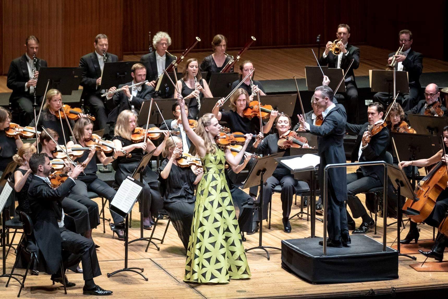 2019 - Australia, Sydney Opera House Sydney Symphony, Alexander Shelley Copyright Daniela Testa