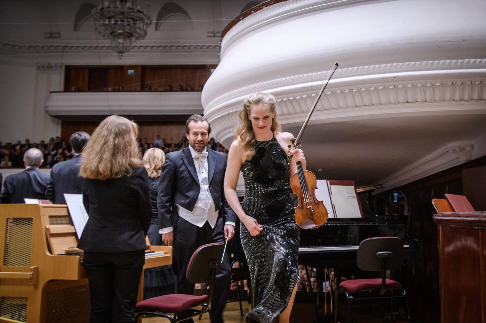 2019 - Poland, Warsaw Warsaw Philharmonic, Fabien Gabel Copyrigh DG ART Fotografia
