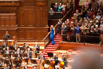 2013 - The Netherlands, Amsterdam Luzern Symphony Orchestra, James Gaffigan Photo by Christiaan Moolenaars