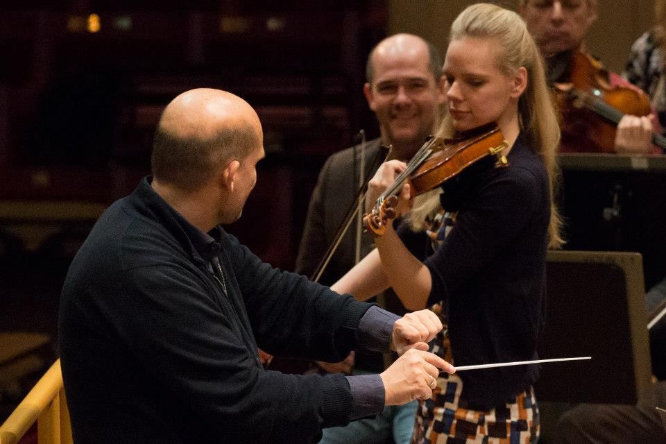 2013 - Austria, Vienna Dallas Symphony Orchestra, Jaap van Zweden Photo by Christiaan Moolenaars