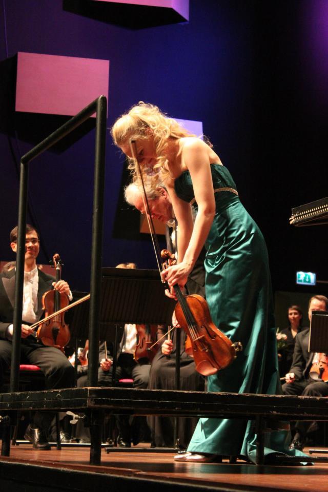 2012 - The Netherlands, Utrecht Academy of St Martin in the Fields Sir Neville Marriner