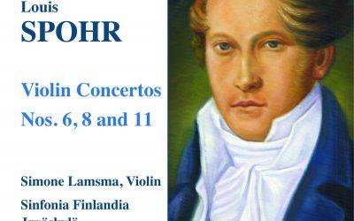 Spohr Violin Concertos