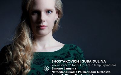 Critical acclaim for Shostakovich – Gubaidulina album