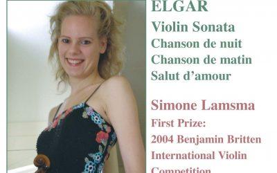 Violin recital Elgar