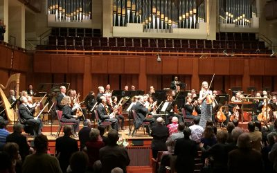 National Symphony Orchestra Washington debut