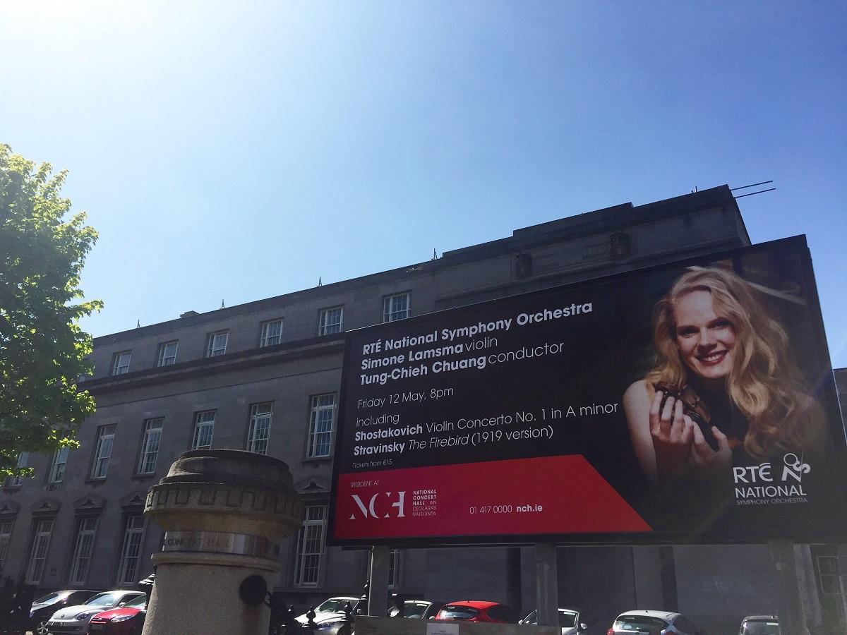 2017 - Ireland, Dublin RTÉ National Symphony