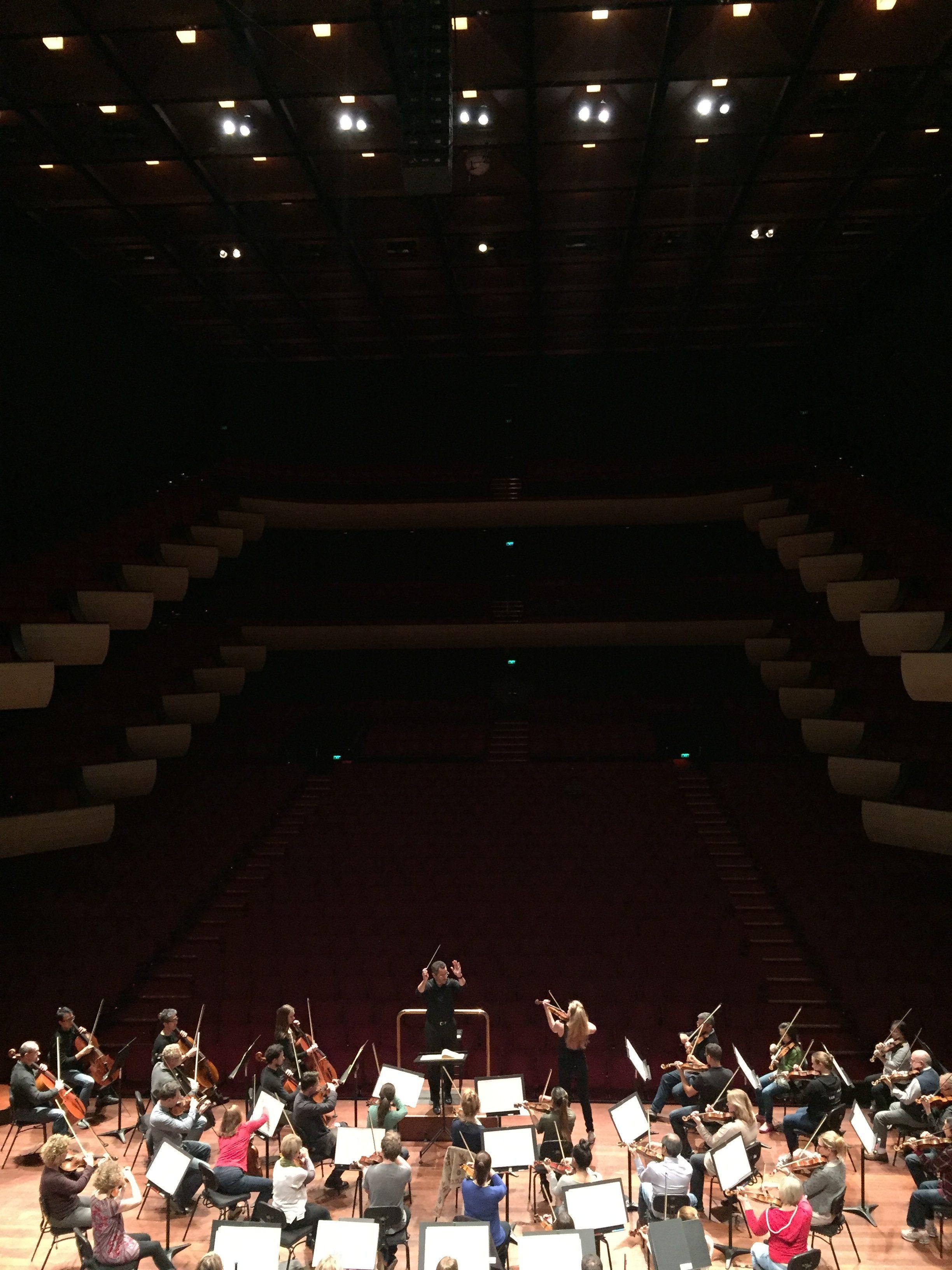 2016 - Australia, Perth West Australian Symphony, Andrew Grams