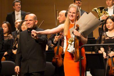 2013 - China tour Hong Kong Philharmonic, Jaap van Zweden Photo by Christiaan Moolenaars