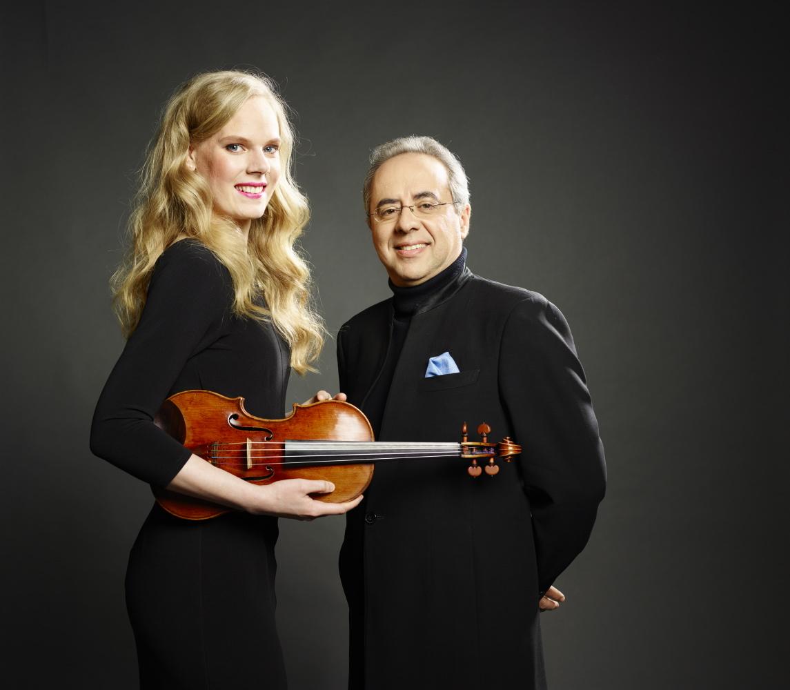 Wigmore and Carnegie recital debuts