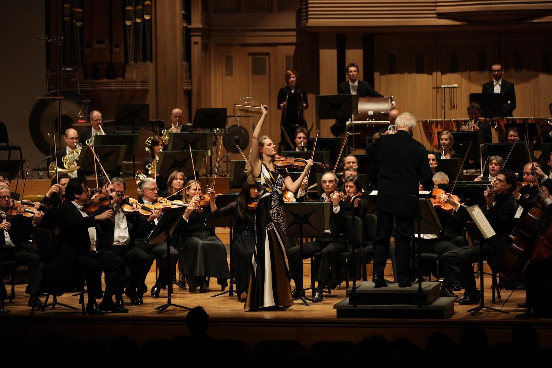 2013 - Belgium Brussels Royal Flemish Philharmonic, Edo de Waart Photo by Christiaan Moolenaars