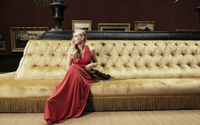 Simone Lamsma to make New York recital debut in March 2017, including world première by James MacMillan