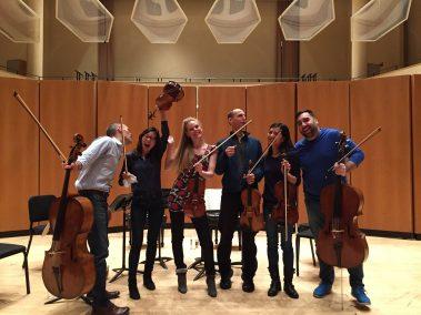 2015 - US, Evanston NU Chicago Winter Chamber Music Festival