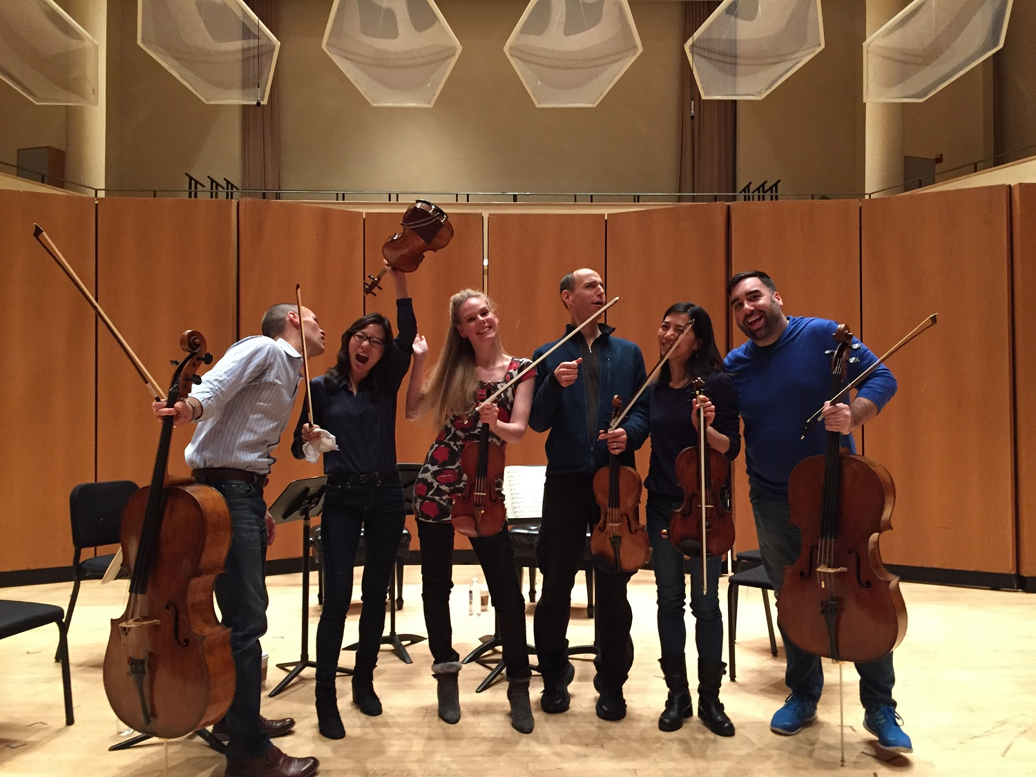 2015 - US, Evanston NU Chicago Winter Chamber Music Festival