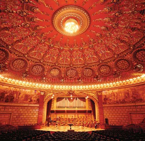 Enescu Festival debut